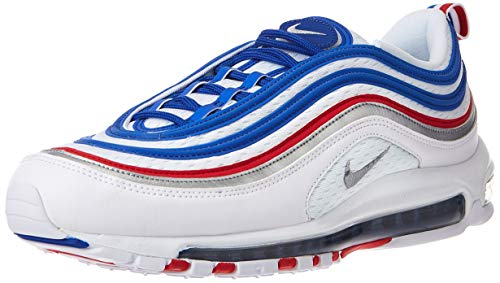 Nike Air Max 97, Scarpe da Running Uomo, Blu (Game Royal/Metallic Silver 404), 42 EU