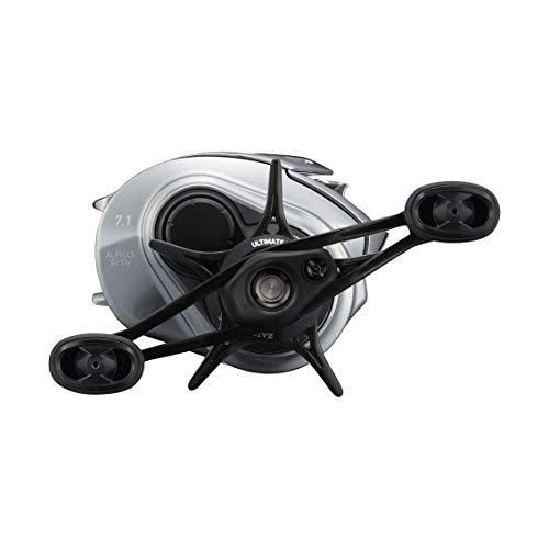 ダイワアルファスSVTW800H右ハンドル(ベイトリール)[2021年モデル]
