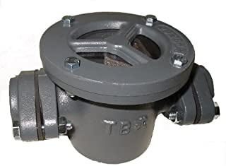 鋳鉄製砂取器『TB式砂取器』S-20