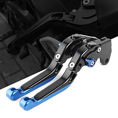 6段階調整 アルミブレーキ クラッチ レバー セット Suzuki スズキ GSX250R 250 V-Strom DL650 / V-STROM/XT GSXR 600 GSXR600 GSXR 750 GSXR750 GSR 750 GSR750 GS