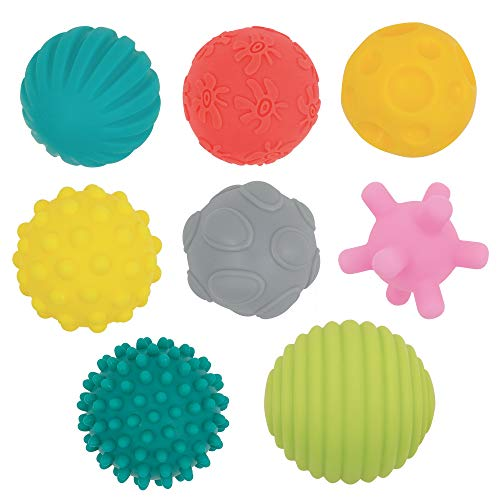 Ludi Surtido 8 pelotas (130055), multicolor (1)