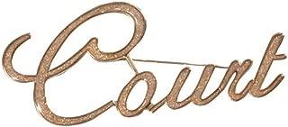 Court Pin