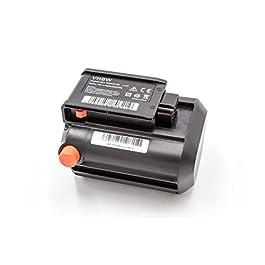 vhbw Li-ION Batterie 1500mAh (18V) pour éléctronique Jardinage Outil Gardena THS Li-18/42 Batterie-téléscope-Taille-haie…