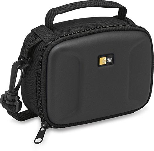 Case Logic MSEC4K EVA Camcorder Hartschalen-Case für Camcorder inkl. Tragegriff/Schultergurt schwarz