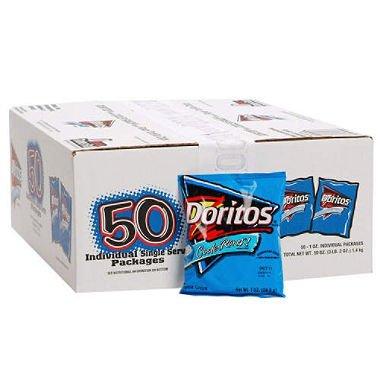 Doritos Cooler Ranch Chips (1 oz. - 50 ct.) - 2 PACK