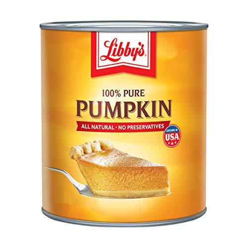 100% Pure Canned Pumpkin Puree
