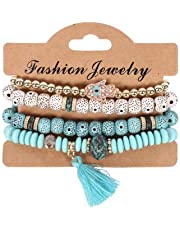 Set of 4 fashion bracelet for women
