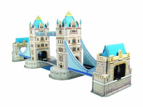 Simba 106137415 - Puzzle en 3D diseño Tower Bridge [Importado de Alemania]