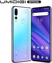 UMIDIGI A5 Pro Unlocked Mobile Phones SIM Free Dual 4G Smartphone 16MP+8MP+5MP Camera Smartphones 4150mAh Battery 6.3