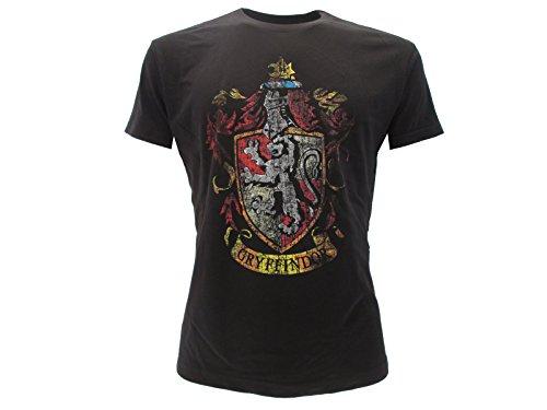T-Shirt Camiseta BLASON Armas de Casa de Gryffindor Harry Potter - 100% Oficial Warner Bros 20