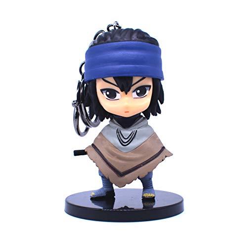 Anime Domain - Chibi Figuren in Mehrfarbig, Größe Sasuke Uchiha A