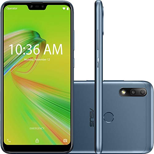 ASUS Zenfone  Shot Plus 4GB 64GB+64GB , Azul