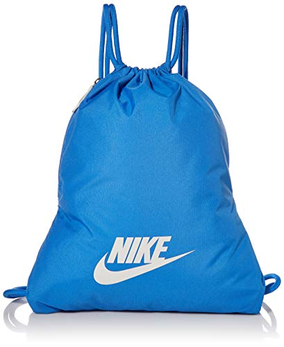 Nike NK Heritage GMSK - 2.0 Sports Bag, Pacific Blue/Pacific Blue/(Photon dust), MISC