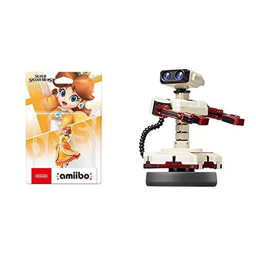 amiibo Daisy Super Smash Bros. Collection & amiibo Smash R.O.B. Famicom-Farben