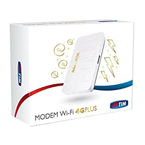 Tim 770456 Modem Wi-Fi 4G Plus