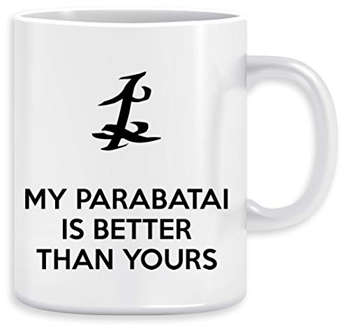 My Parabatai Is Better Than Yours Taza Ceramic Mug Cup