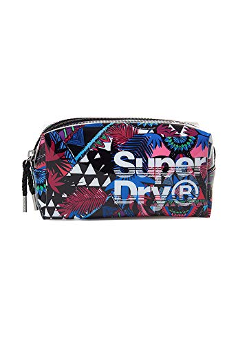 Superdry Tasche SUPER JELLY BAG Crazy Tropical, Size:ONE SIZE