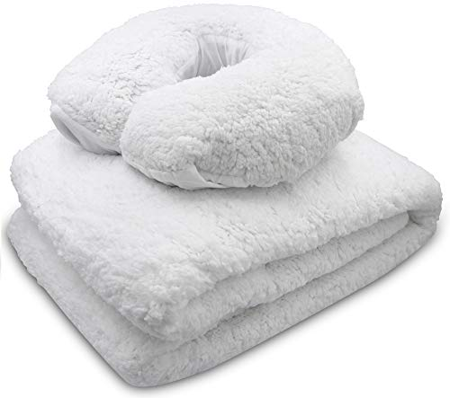 [PREMIUM] Massage Table Fleece Pad Set, 30
