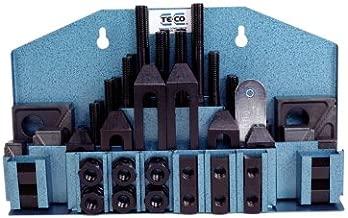 TE-CO 20402 Machinist Clamp Kit, 5/8