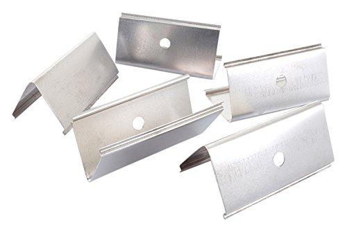 kapegoled/Notebook supplémentaire, clips de fixation Lot de 5 accessoires pour C04, 40 x 20 x 20 mm 687116
