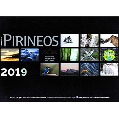 ED. EL MUNDO PIRINEOS Kalender 2019 Die Welt der Pyrenaen