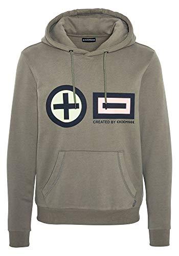 Chiemsee Herren Men Sweatshirts, Dusty Olive, XL