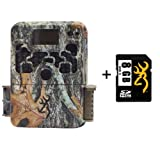 Browning Trail Cameras BTC 5HDX Strike Force 850 Extreme 16 Megapixels Game & Trail Camera (BTC 5HDX with 8 GB SD Card)