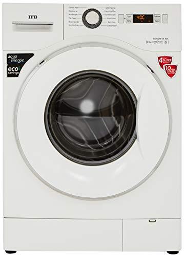 IFB 6.5 kg Fully-Automatic Front Loading Washing Machine (Senorita WX, White)