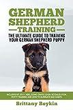 Best German Shepherd Training Books - German Shepherd Training - The Ultimate Guide to Review
