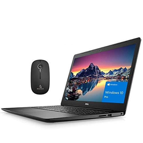 2021 Newest Dell Vostro 15 3590 FHD 1080P Laptop, Intel 4-Core i7-10510U up to 4.9 Hz, AMD Radeon 610 2GB, 8GB DDR4 RAM, 256GB SSD, Windows 10 Pro + NexiGo Wireless Mouse Bundle