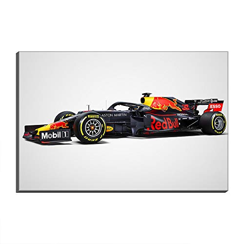 009 Mall Red-bull-rb15-formula-1-racing-cars-side-view-motogp-2019 Canvas Paintings Wall Art Posters Living Room Decor (No Frame- Canvas roll,120x170cm)