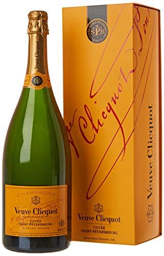 Veuve Clicquot Champagne Cuvee Saint-Petersbourg con Scatola Regalo - 1.5 l