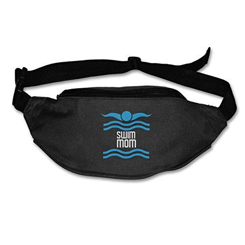 Tvox8x Natación Mamá Resistente al Agua Corredores Cinturón Cintura Pack Para Hombres Mujeres Jogging Senderismo Fitness
