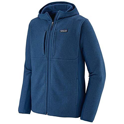 Patagonia Herren M's Lw Better Sweater Hoody Sweatshirt, Blau (Superior Blue), M