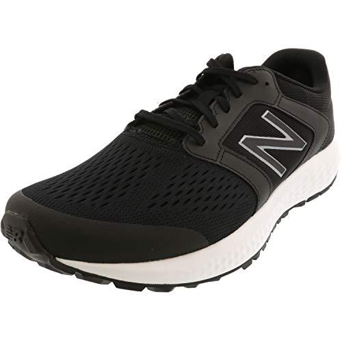 New Balance 520v5, Zapatillas de Running Hombre, Negro (Black/White Lh5), 41.5 EU