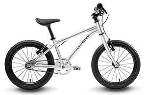 Early ER0100 Rider Belter 16 Urban Kinder Fahrrad 16 Zoll, 3-6 Jahre, Aluminium Silber
