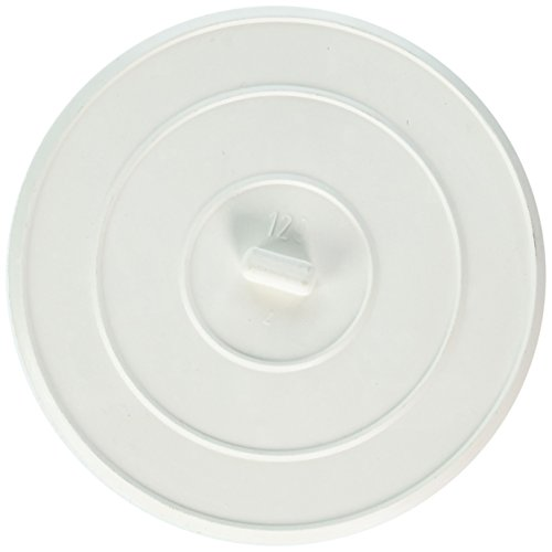 Do it Best 431125 Do it Rubber Sink Stopper, 5-Inch, White