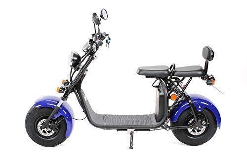 eFlux Harley Two Elektroroller Scooter Bild 3*
