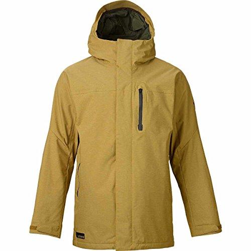 Burton Herren Snowboardjacke MB Encore Jacket, Textured Evilo, XL