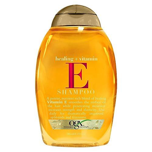 Ogx Shampoo Vitamin-E & Healing 13 Ounce (384ml) (2 Pack)