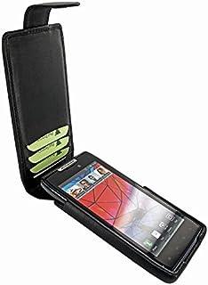Piel Frama 562 iMagnum Black Leather Case for Motorola Droid RAZR/RAZR MAXX