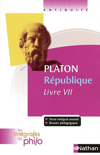 Intégrales de Philo - PLATON, République (Livre VII) (16)