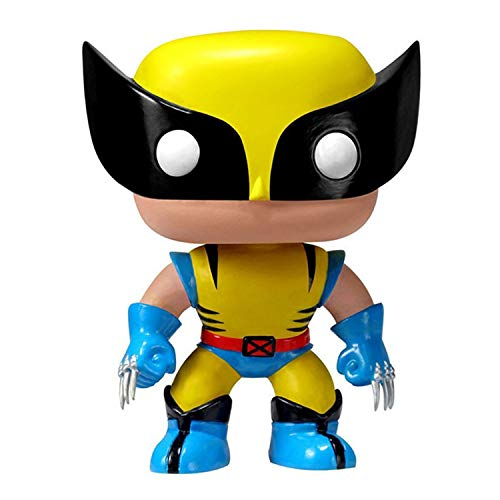Funko POP! Marvel: X-Men: Lobezno