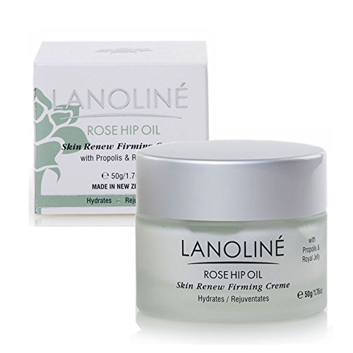 Lanoline Rose Skin Renew Firming Creme 1.76 Fl Oz