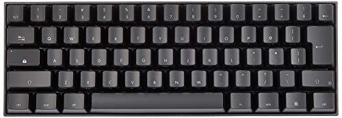 センチュリー バックライトLED機能搭載 CHERRYメカニカルキーボード 63キー/日本語配列 『BLACK QUEEN 赤軸』 CK-63CMB-RDJP1