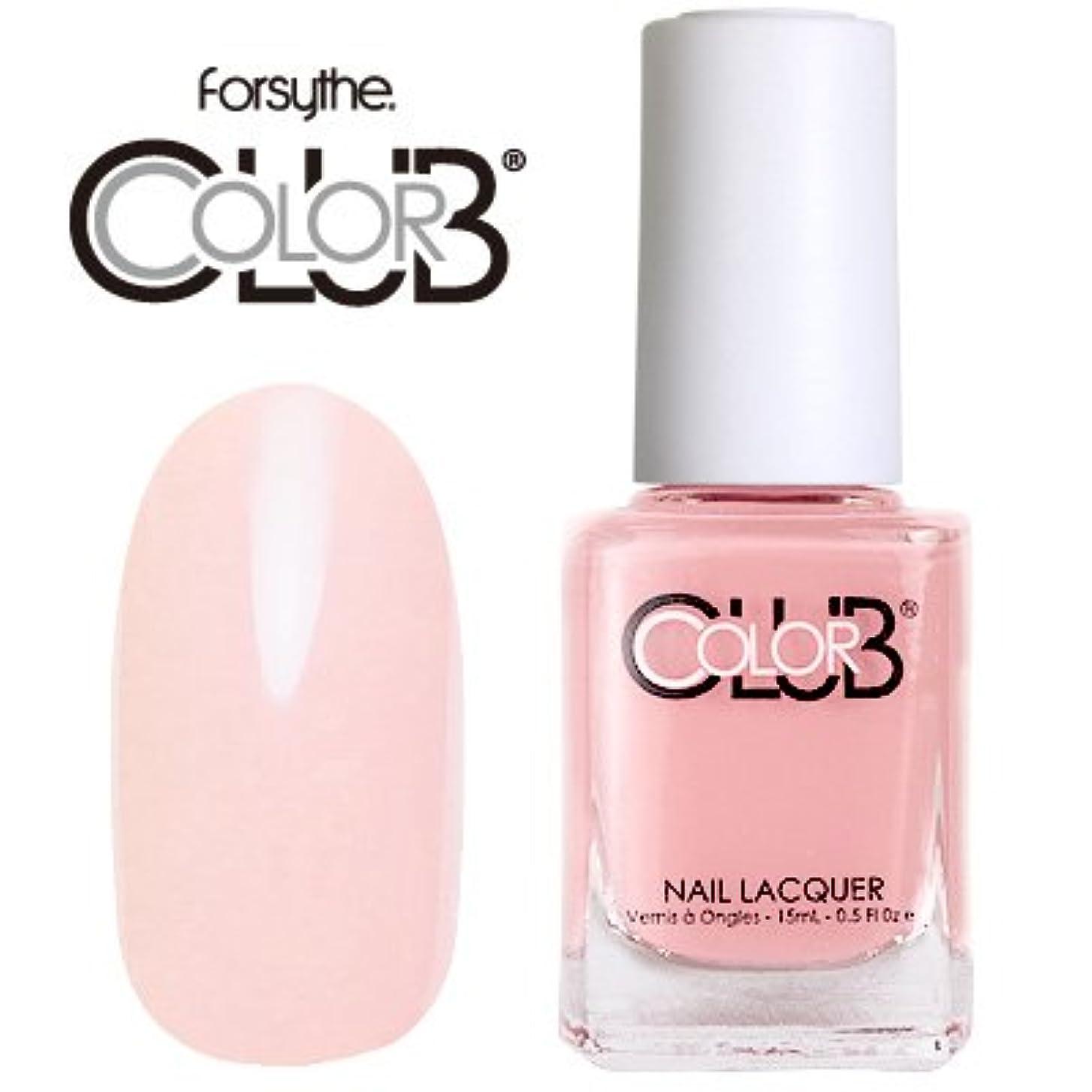 エーカー歌手納税者フォーサイス カラークラブ 933/More Amour 【forsythe COLOR CLUB】【ネイルラッカー】【マニキュア】