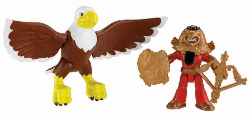 Imaginext Castle Friends Knight And Eagle