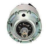 GXDD 1pcs Calefacción Del Coche De Motor Del Ventilador En Forma For El Nissan X-Trail Maxima Navara LHD 272009H600 27225-8H31C (Color : One left)