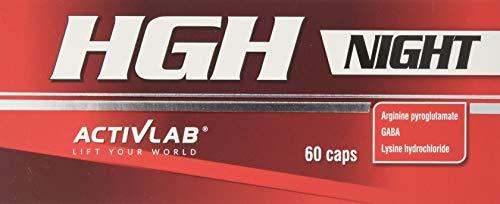 Activlab HGH Night (60 Caps), 1er Pack (1 x 63 g)