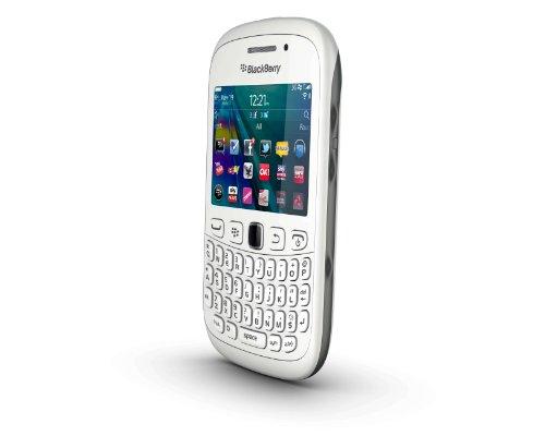 BlackBerry Curve 9320 - Móvil libre (pantalla de 2,44